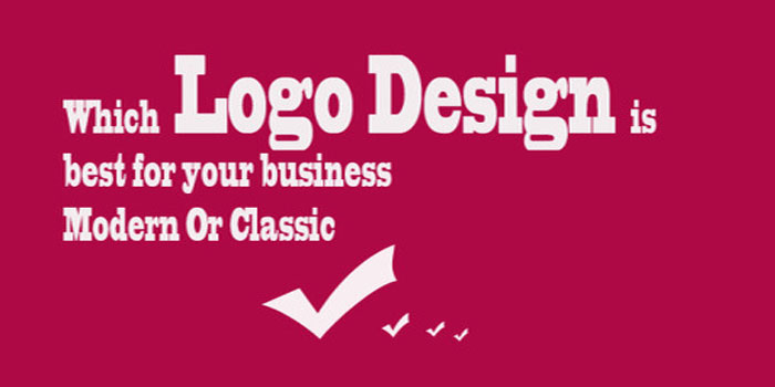Modern and Classic Logo - DreamLogoDesign